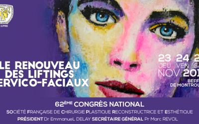 Congrès National de la Société Française de Chirurgie Plastique, Réparatrice et Esthétique