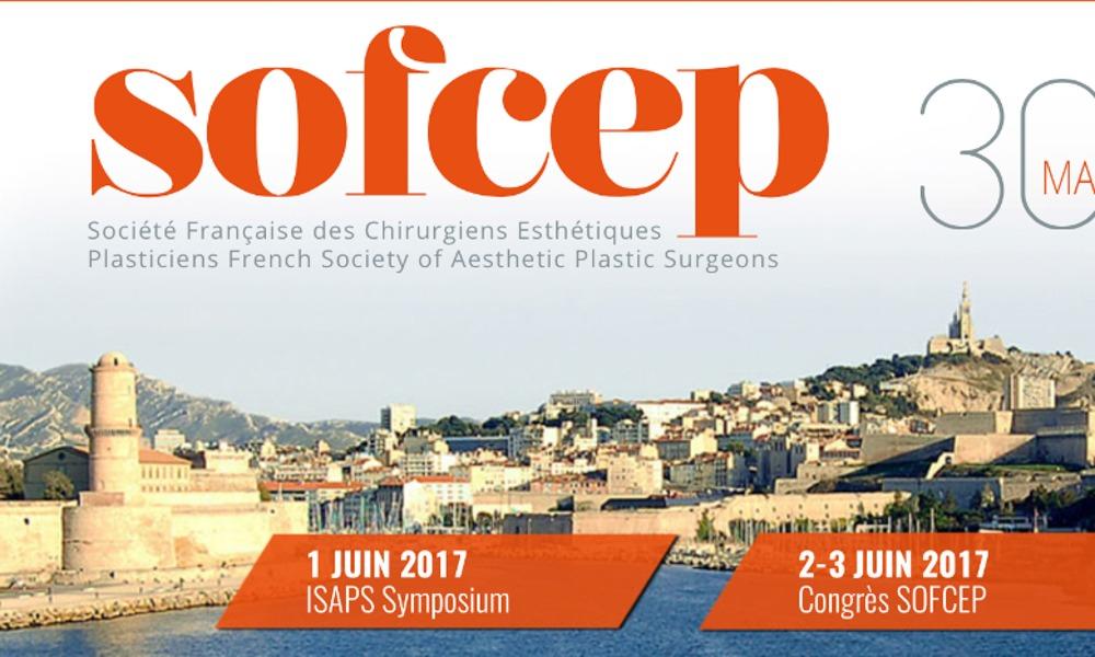 Congres SOFCEP et symposium ISAPS Juin 2017 à Marseille
