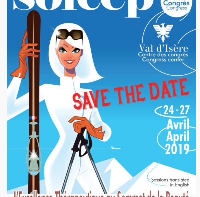 Congrès SOFCEP : l'Excellence thérapeutique au Sommet de la Beauté