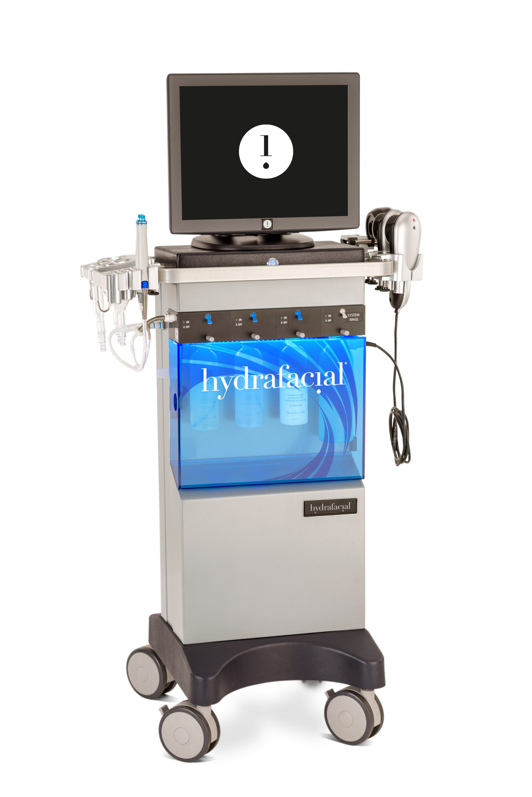 hydrafacial system